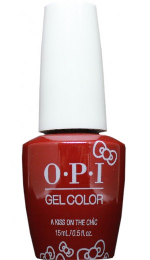 HPL05 A Kiss On The Chic By OPI Gel Color