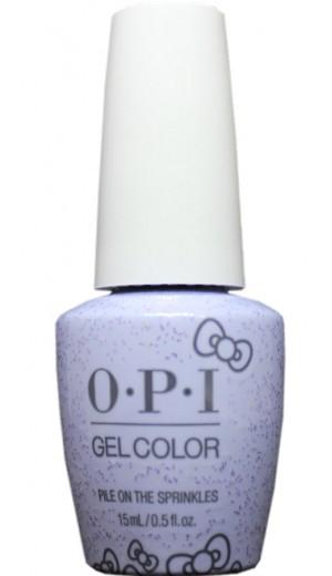 HPL06 Pile On The Sprinkles By OPI Gel Color