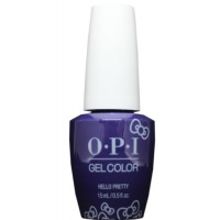 Hello Pretty By OPI Gel Color