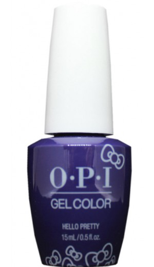 HPL07 Hello Pretty By OPI Gel Color