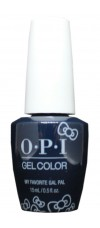 My Favorite Gal Pal By OPI Gel Color
