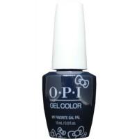 My Favorite Gal Pal By OPI Gel Color