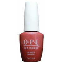 This Shade Is Ornamental! By OPI Gel Color