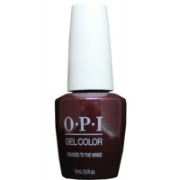Dressed To The Wines By OPI Gel Color