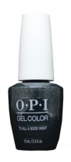 To All A Good Night By OPI Gel Color