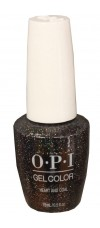 Heart And Coal By OPI Gel Color