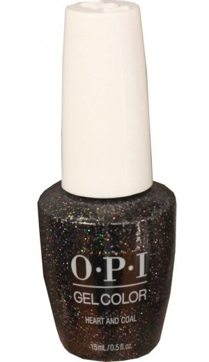 HPM12 Heart And Coal By OPI Gel Color