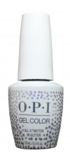 All A Twitter In Glitter By OPI Gel Color