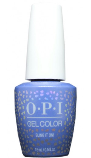 HPM14 Bling It On By OPI Gel Color