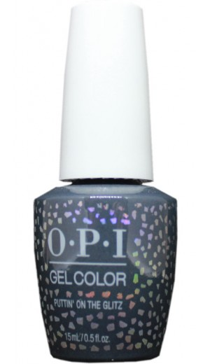 HPM15 Puttin On The Glitz By OPI Gel Color