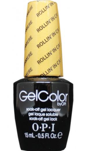 XHPF13 Rollin In Cashmere By OPI Gel Color