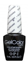 So Elegant (Glitter) By OPI Gel Color
