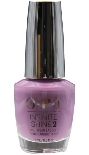 HRK22 Lavendare to Find Courage By OPI Infinite Shine