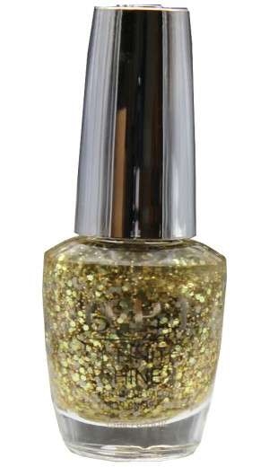 HRK28 Gold Key To The Kingdom By OPI Infinite Shine