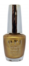 This Gold Sleighs Me By OPI Infinite Shine