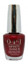 Merry In Cranberry By OPI Infinite Shine
