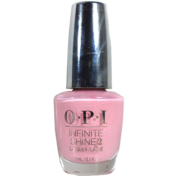 Opi Infinite Shine Pretty Pink Perseveres By Opi Infinite Shine Isl01 Sparkle Canada One