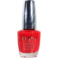 Unrepentantly Red By OPI Infinite Shine