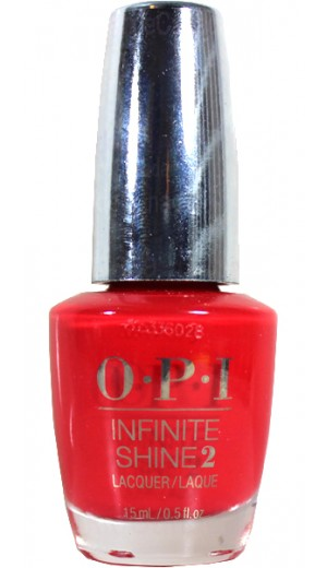 ISL08 Unrepentantly Red By OPI Infinite Shine