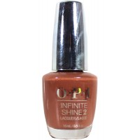 Brains & Bronze By OPI Infinite Shine