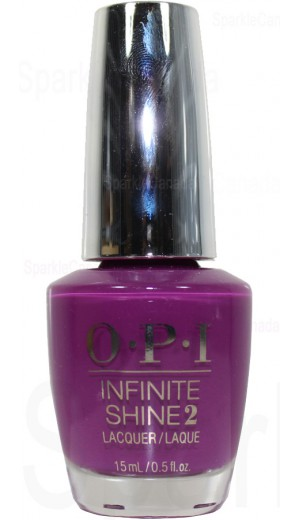 ISL52 Endless Purple Pursuit By OPI Infinite Shine