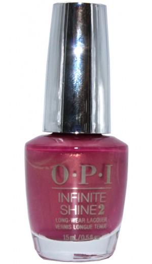 ISLA11 Senorita Rose-alita By OPI Infinite Shine