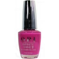 No Turning Back From Pink Street By OPI Infinite Shine