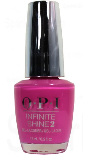 ISLL19 No Turning Back From Pink Street By OPI Infinite Shine