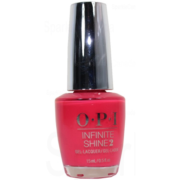 Anti Nail Biting Polish: OPI Infinite Shine, We Seafood And Eat It By OPI Infinite