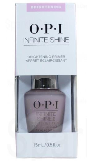 IST15 Brightening Primer Base Coat By OPI Infinite Shine