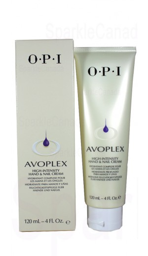 5-1511 120ml OPI Avoplex High Intensity Hand & Nail Cream By OPI Nail Care
