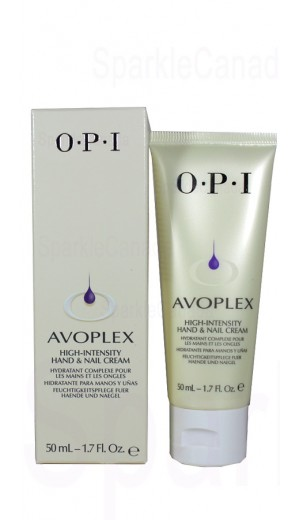 5-1512 50ml OPI Avoplex High Intensity Hand & Nail Cream By OPI Nail Care