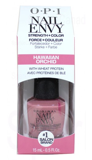 NT220 Nail Envy In Color - Hawaiian Orchid By OPI Nail Envy