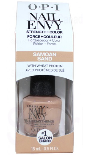 NT221 Nail Envy In Color - Samoan Sand By OPI Nail Envy By OPI Nail Envy