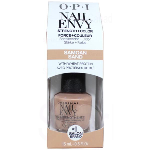 Opi Nail Envy Nail Envy In Color Samoan Sand By Opi Nail Envy By Opi Nail Envy Nt221