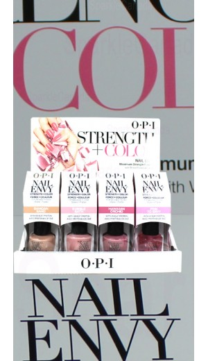 14-1510 OPI 2015 Strength In Color Collection