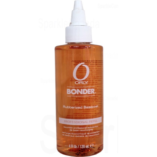 Orly, 120ml Orly Bonder Base Coat Refill By Orly, 21-41 | Sparkle ...