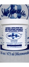 473ml Azulene Natural Depilatory Hair Removal Wax By Sharonelle