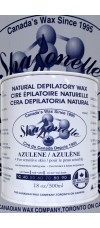 500ml Azulene Natural Depilatory Hair Removal Wax By Sharonelle