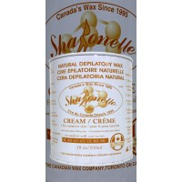 500ml Cream Natural Depilatory Hair Removal Wax For Sensitive Skin By Sharonelle