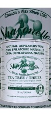 500ml Tea Tree Oil Natural Depilatory Hair Removal Wax By Sharonelle