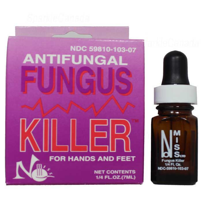 Anti Nail Biting Polish: , Antifungal Fungus Killer, NDC-59810-103-07