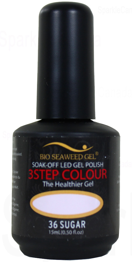 Bio Seaweed Gel Sugar By Bio Seaweed Gel 36 Sparkle Canada One Nail Polish Place