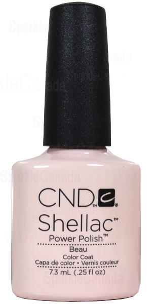 CND Shellac, Beau By CND Shellac, 12-1240 | Sparkle Canada ... Shellac Beau