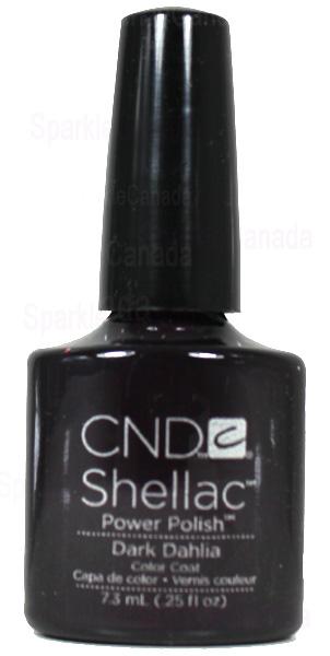 Cnd Shellac Dark Dahlia By Cnd Shellac 12 409 Sparkle