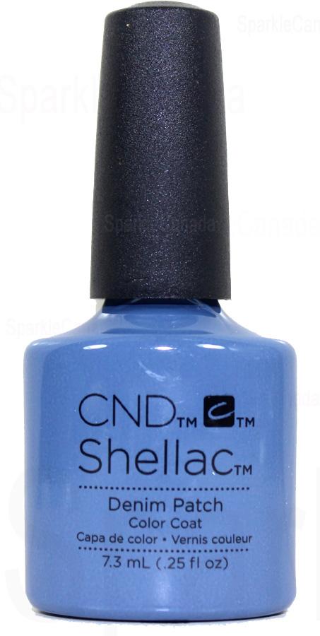 Cnd Shellac Denim Patch By Cnd Shellac 12 2569 Sparkle