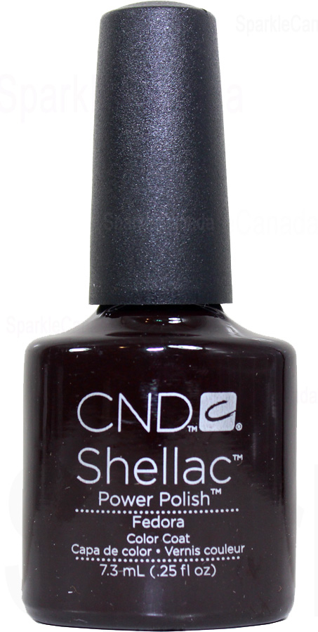 Cnd Shellac Fedora By Cnd Shellac 12 2027 Sparkle