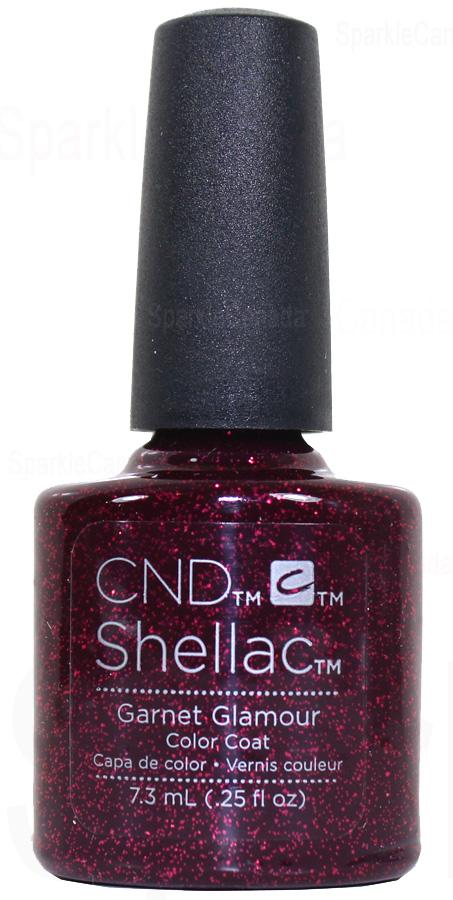 cnd shellac garnet glamour by cnd shellac 122614