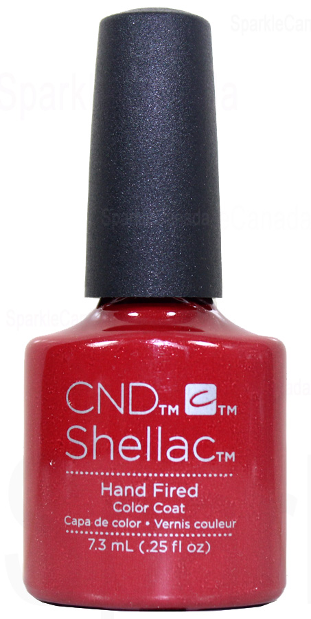 Cnd Shellac Hand Fired By Cnd Shellac 12 2570 Sparkle Canada One Nail Polish Place