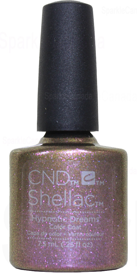 Cnd Shellac Hypnotic Dreams By Cnd Shellac 12 2844 Sparkle Canada One Nail Polish Place